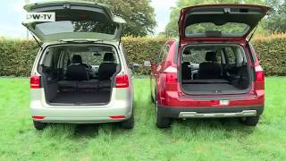 Compare It! Vw Touran Vs. Chevrolet Orlando | Drive It!