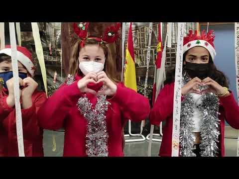 Felicitacion Navideña 2020 Ceip Santa Cecilia Espinosa De Los Monteros Youtube