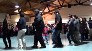 new years drum dance 2011 hay river reserve nt