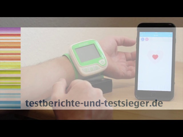 Koogeek BP1 - Blutdruckmessgerät Test
