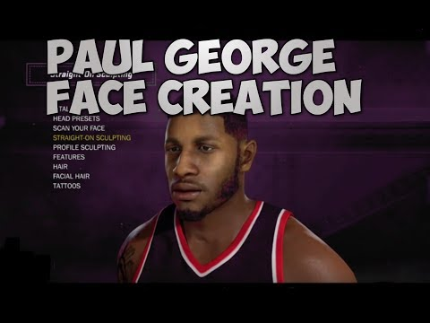 How to look like Paul George in NBA 2K17 (Best on YouTube RN)