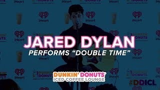 Jared Dylan Performs 'Double Time' Live
