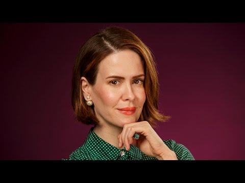 'American Horror Story's' Sarah Paulson on snake Frenching, 'Freak Show'