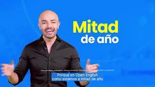 Open English Oferta Exclusiva -  Mitad De Año - 50% Off