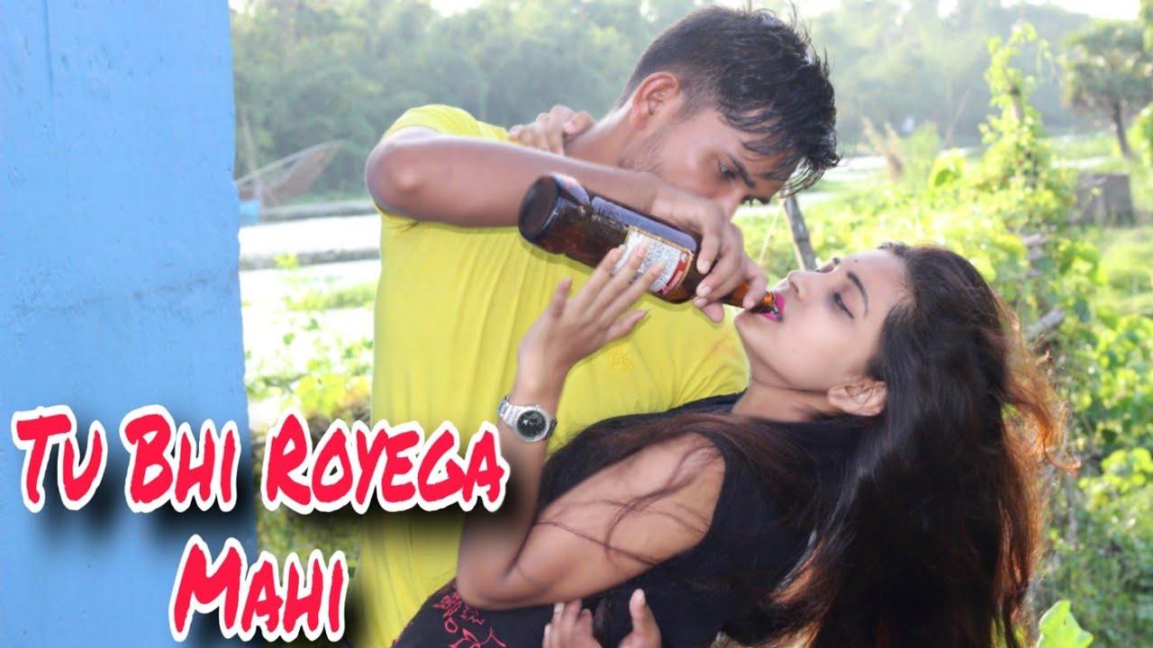 Tu Bhi Royega Mahi | Heart Touching Sad Love Story | Jyotica Tangri | Anirbanl | Tiktok Famous Song