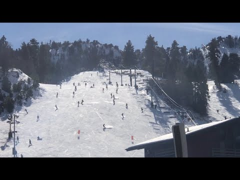 How much snow is left in Big Bear Lake, CA?? I'll show you. Come on in. December 9, 2018. Take Care