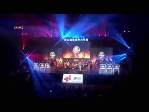 2014 FREESTYLE International Masters # 1