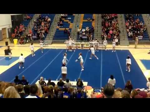 Mountain View High School-Conference 15 Cheer 2015