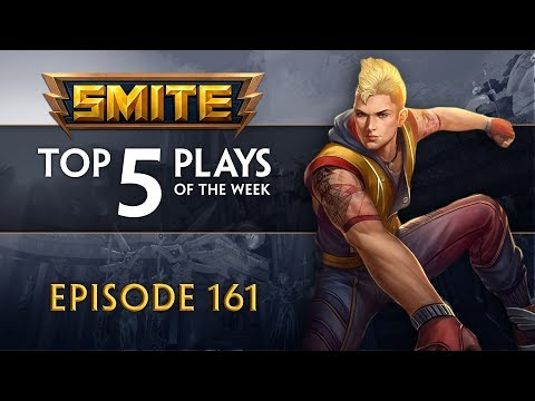 SMITE - Top 5 Plays #161