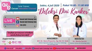 Saat ini Indonesia menjadi negara dengan insiden kanker serviks tertinggi di Asia. Penyebab kanker m.