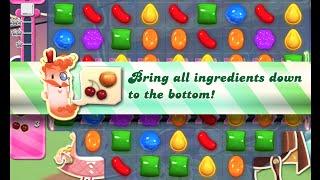 Candy Crush Saga Level 551 walkthrough (no boosters)
