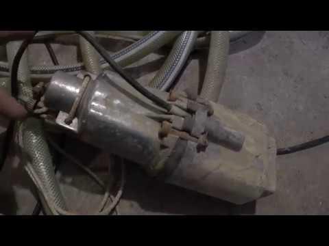 Как выбрать вибрационный насос для откачки воды