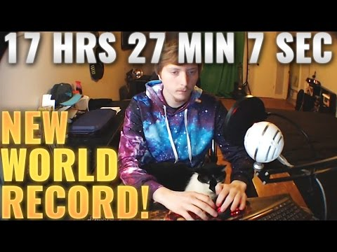 Clicking My Mouse 1,000,000 Times In One Video NEW WORLD RECORD