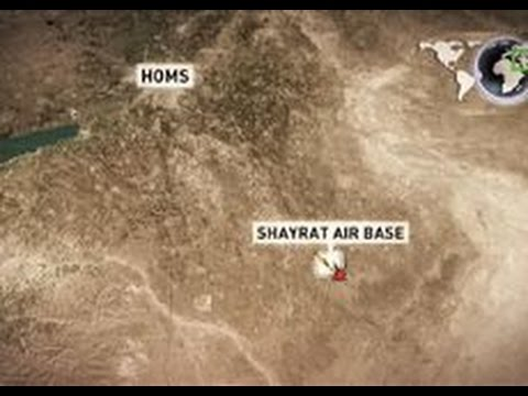 Islamic State seizes opportunity to launch offensive after US airstrikes in Syria