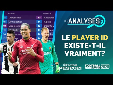 PES 2021 : Je compare le système de notation de PES à celui de Football Manager 2020