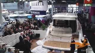 Visite du Bavaria Sport 450 Coupe au Boot Show 2015