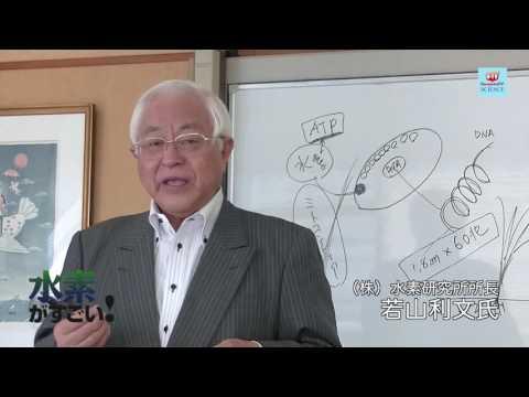 水素がすごい 株水素研究所所長 若山利文氏講義 その1