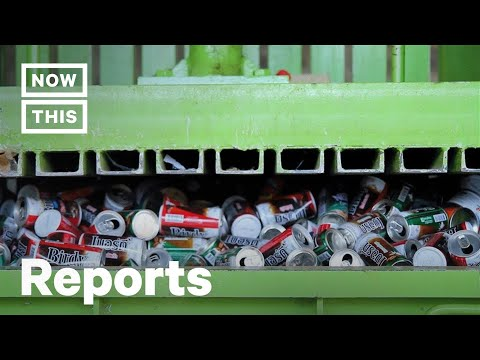 What Happens to Recycling After It