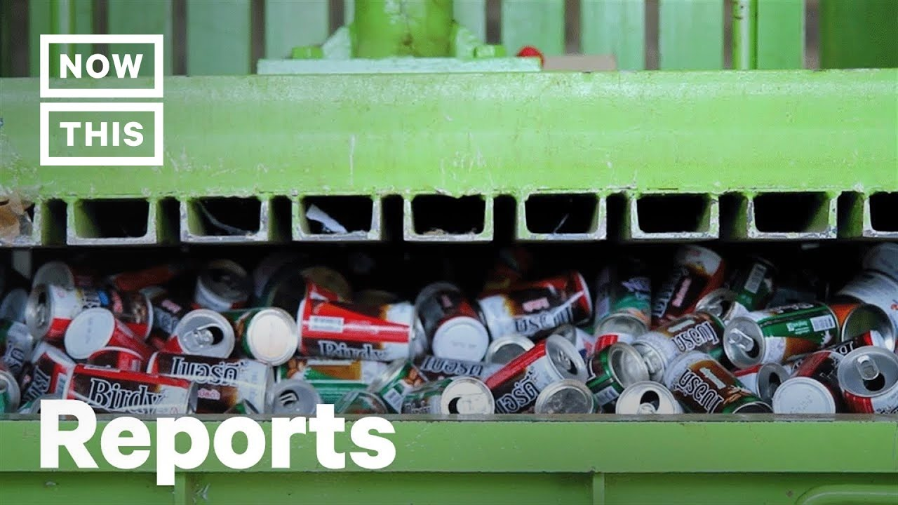 Download What Happens to Your Recycling After It's Collected? | NowThis