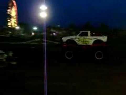 Old School Monster Trucks: RockStar Tribute