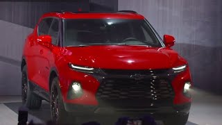 GM is bringing back the Chevy Blazer after 14 years