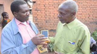 Tanzania Oogmeetproject