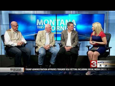 Extended Interview: Sen. Daines, Sen. Roberts, and Secretary of Agriculture Perdue