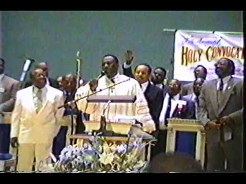 Bishop Huie Rogers - The Wheel Is Going To Get You