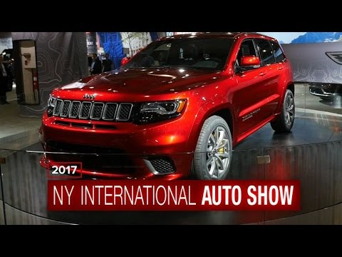 2018 Jeep Grand Cherokee Trackhawk: The bonkers SUV we must have | 2017 New York Auto Show
