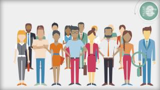 Manpower group commissioned alpha grid to produce an animated video outline its employee focused approach business. the short film illustrates why and ...