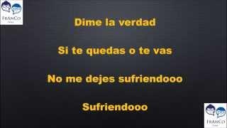 Te Quedas O Te Vas - S -  - Nicky Jam Ft Mcm