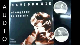 David Bowie - Slaughter In The Air - Live LA 1978 (Audio Only)