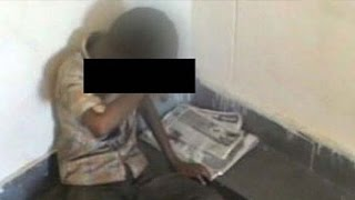 Boy accused of theft kept chained in police station in Andhra Pradesh