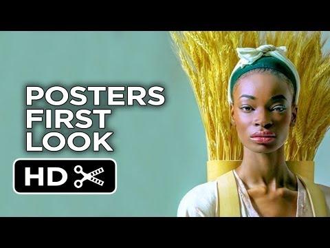 THG: Mockingjay - Part 1 - Propaganda Posters First Look (2014) - Jennifer Lawrence Movie HD