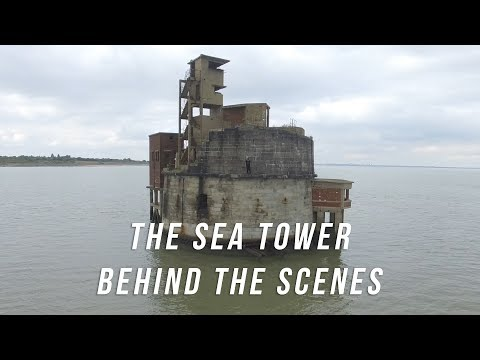 Behind The Scenes | The Sea Tower