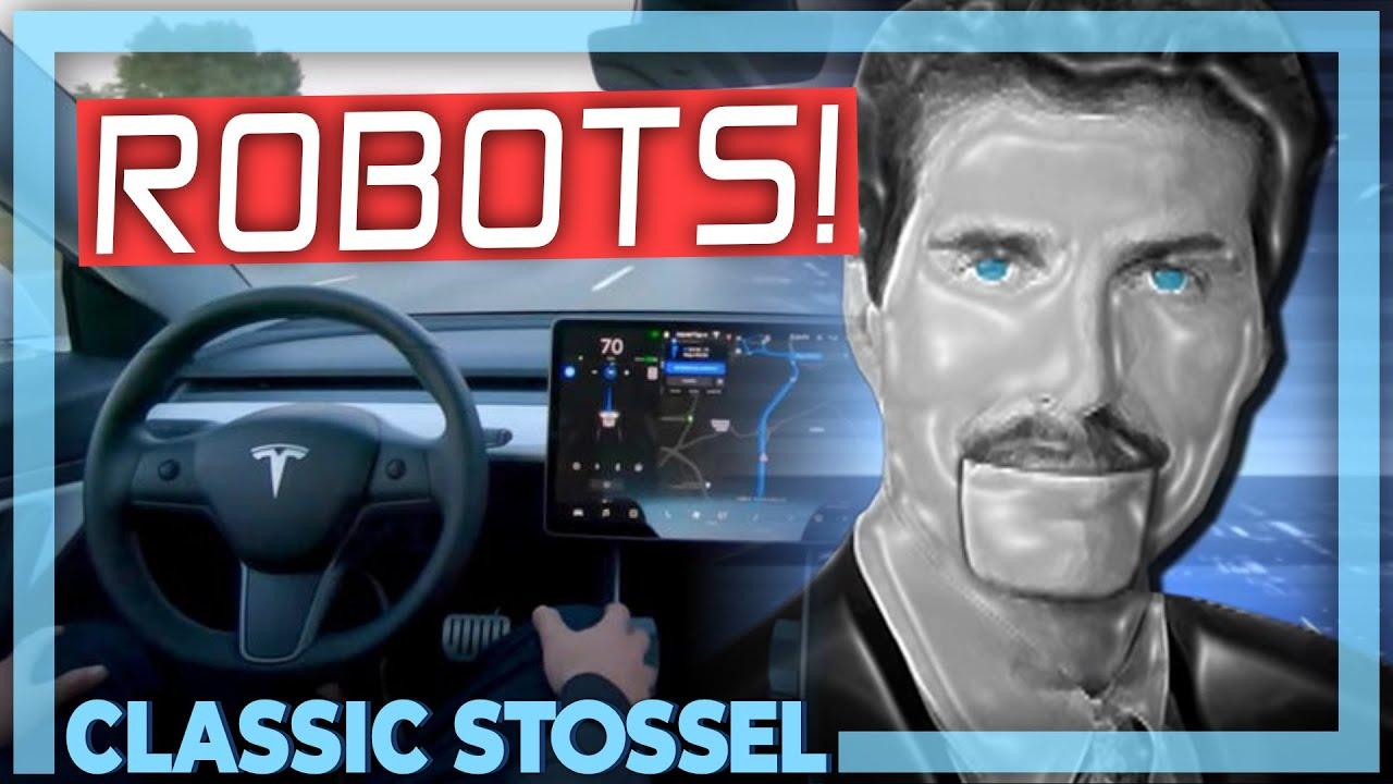 Classic Stossel: Don't Be Afraid of Robots!