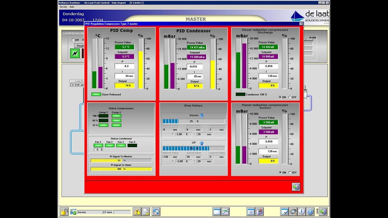 Air Compressor lab