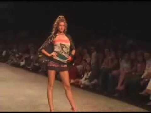 Fashion Rio 2005 Colcci - Gisele Bündchen
