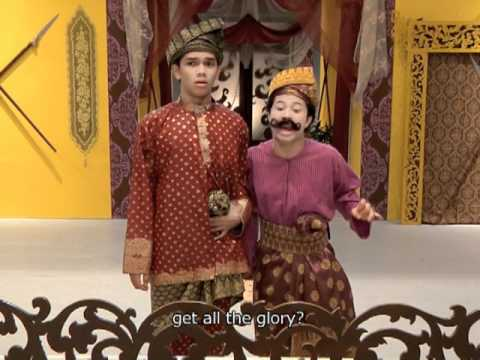 Squire Anding (Pt 1 of 2) - Waktu Rehat - Disney Channel Asia
