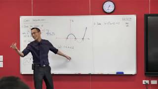 Solving Cubic Inequalities (2 of 3: Expressing the solution)