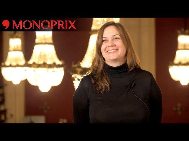 TÉMOIGNAGE - Myriam COURAT - MONOPRIX
