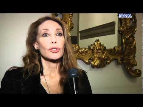 MARISA BERENSON a Firenze