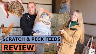 Scratch And Peck Feeds REVIEW - Best Organic Chicken Feed