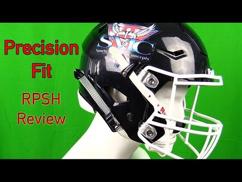 Riddell Precision Fit Review