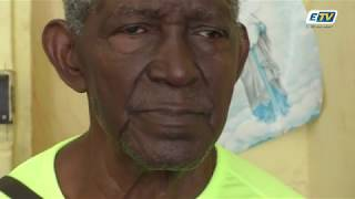 Lucien est accordéoniste depuis plus de 60 ans
