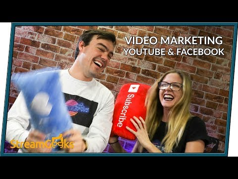 Video Marketing Strategy - YouTube vs Facebook