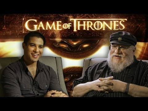 "George R.R. Martin reviews Porn Parody ""Game of Bones"" from YouTube · Duration:  5 minutes 1 seconds"