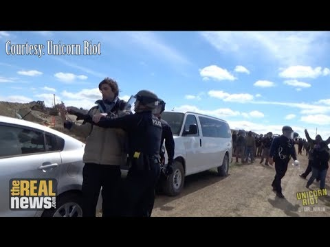 Independent Media Was Crucial for Calling Attention to Actions at Standing Rock