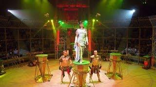 Легендарный цирк Гии Эрадзе с шоу «БАРОНЕТЫ» приехал покорять Сочи
