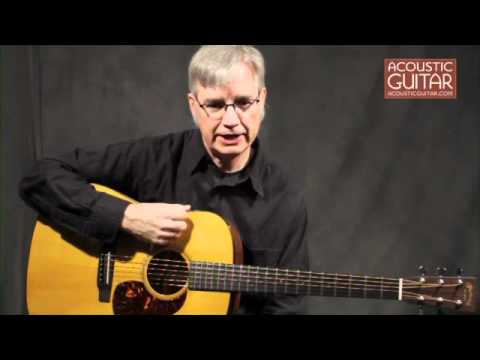 Martin D-16 Adirondack Review from Acoustic Guitar